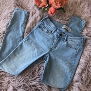 Light Blue Jeans! By Abercrombie & Fitch